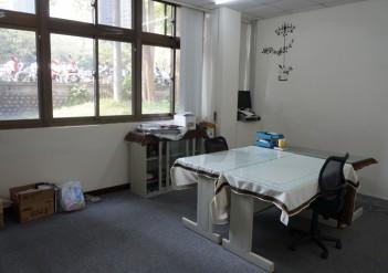 東海大學文化創意產業發展辦公室co-working space